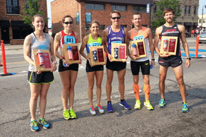 2015 Firecracker Mile Winners